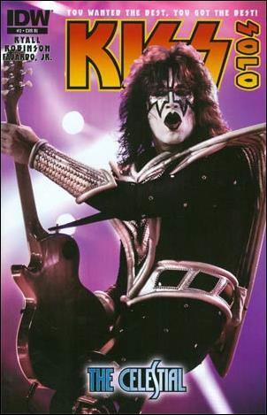 Kiss Solo 3-B by IDW