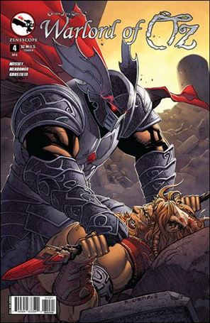 Grimm Fairy Tales Presents Warlord of Oz 4-B