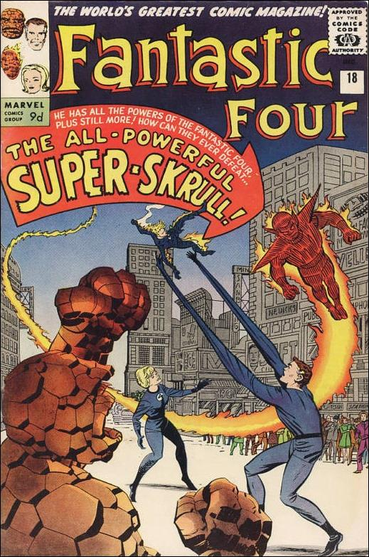 Fantastic Four (1961) 18-B by Marvel