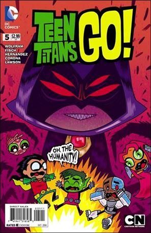Teen Titans Go! (2014) 5-A