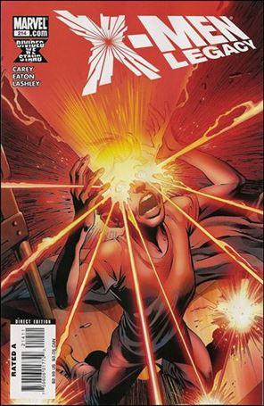 X-Men Legacy (2008) 214-A