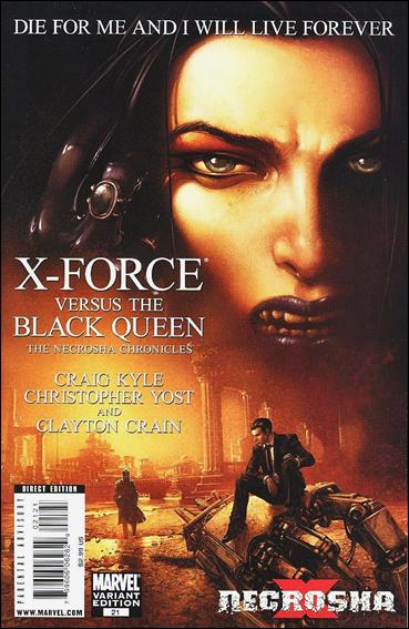 X-Force (2008) 21-B by Marvel