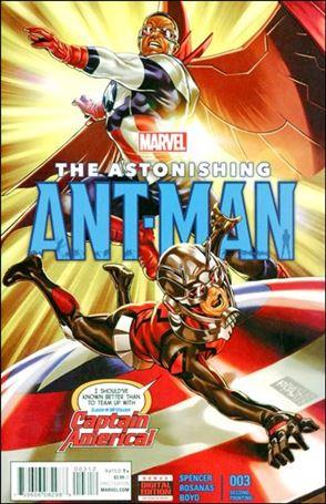 Astonishing Ant-Man 3-D