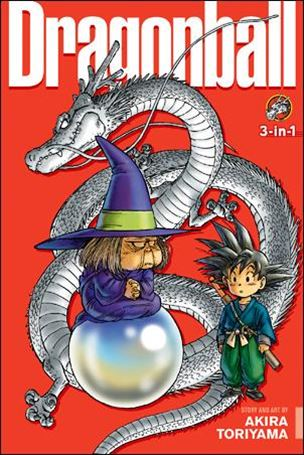 Dragon Ball (3 in 1 Edition) 3-A
