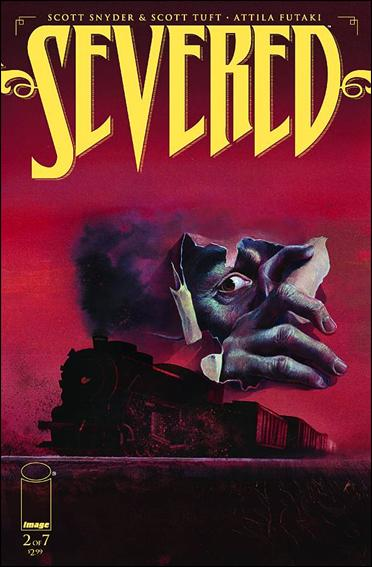 Severed 2-A by Image