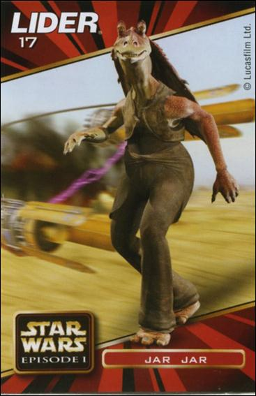 Star Wars: Episode I The Phantom Menace Lider (Promo) 17-A by Lucasfilm Ltd.