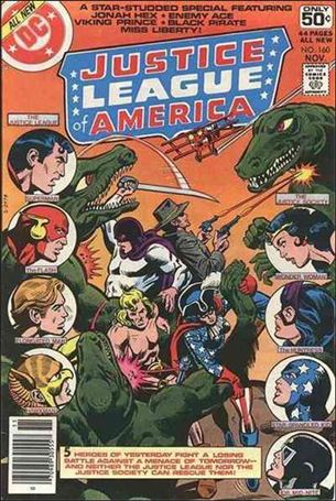 Justice League of America (1960) 160-A
