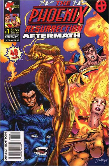Phoenix Resurrection: Aftermath 1-A by Malibu