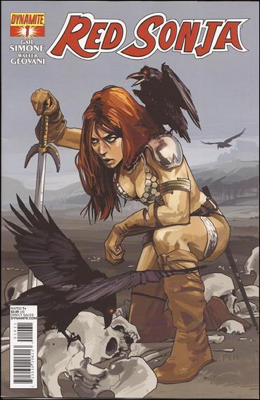 Red Sonja (2013) 1-C by Dynamite Entertainment