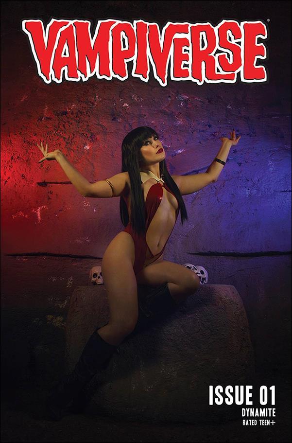 Vampiverse 1-E by Dynamite Entertainment