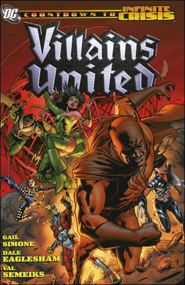 Villains United nn-A by DC