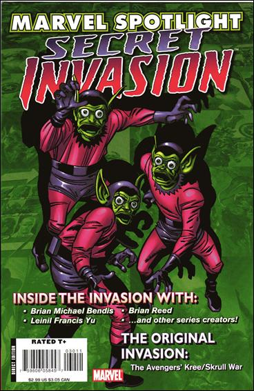 Marvel Spotlight: Secret Invasion nn-A by Marvel
