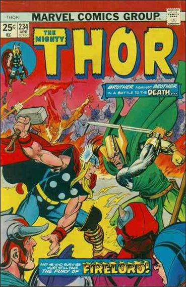 Thor (1966) 234-A by Marvel