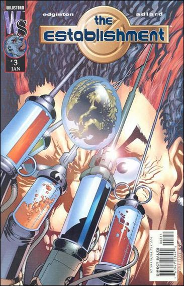 Establishment 3-A by WildStorm
