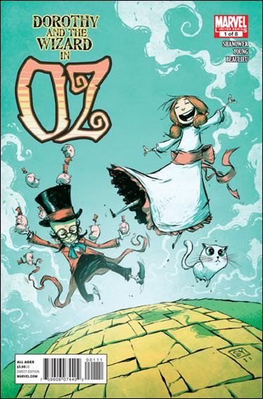 Dorothy & the Wizard in Oz 1-A by Marvel