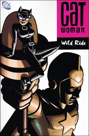Catwoman: Wild Ride nn-A by DC