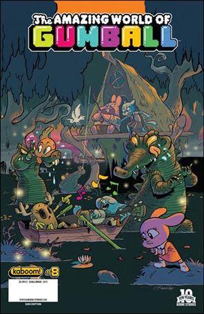 Amazing World of Gumball 8-B