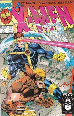 X-Men (1991) 1-H