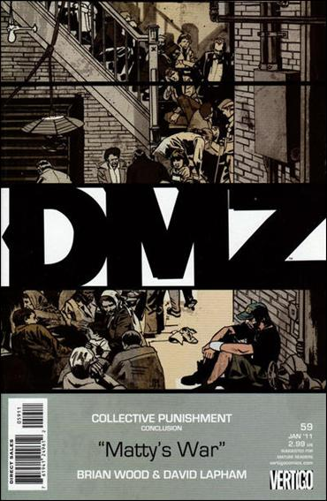 DMZ 59-A by Vertigo
