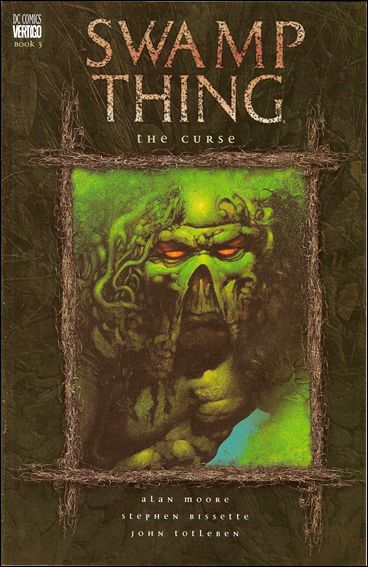 Swamp Thing (1987) 3-A by Vertigo