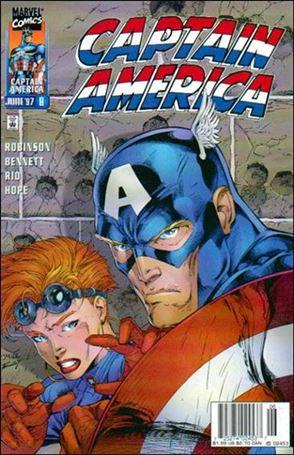 Captain America (1996) 8-B