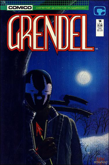 Grendel (1986) 14-A by Comico