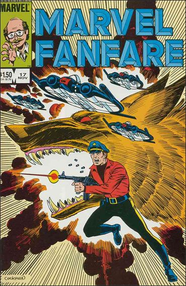 Marvel Fanfare (1982) 17-A by Marvel