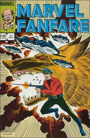 Marvel Fanfare (1982) 17-A