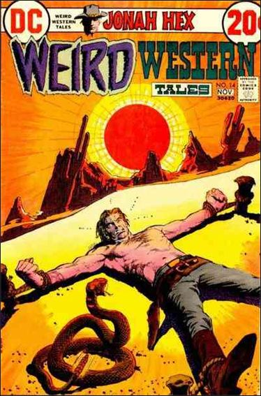 Weird Western Tales (1972) 14-A by DC