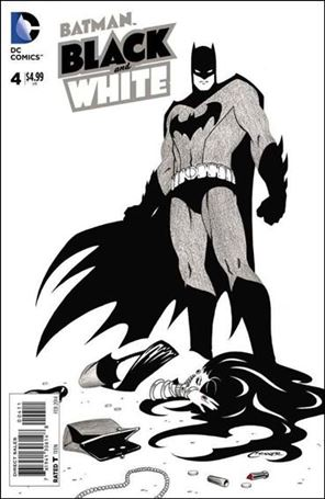 Batman Black and White (2013) 4-A