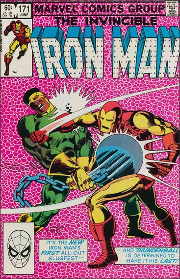 Iron Man (1968) 171-A by Marvel