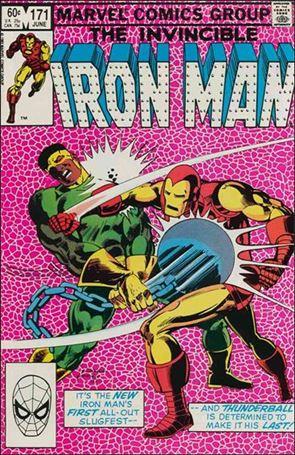 Iron Man (1968) 171-A