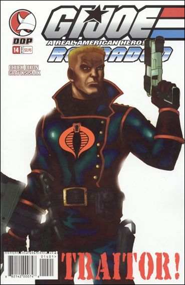G.I. Joe Reloaded 14-A by Devil's Due