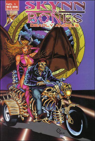 Skynn & Bones: Deadly Angels 1-A by Brainstorm