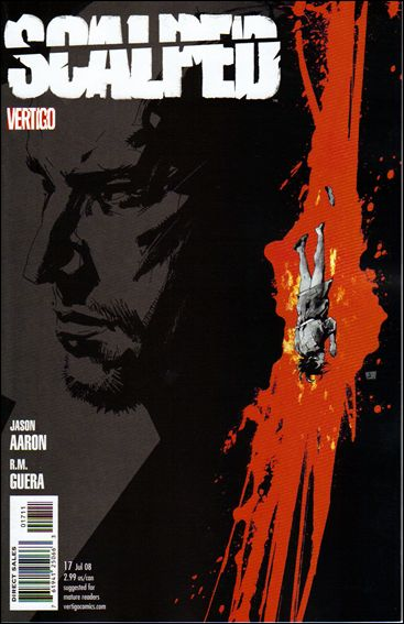 Scalped 17-A by Vertigo