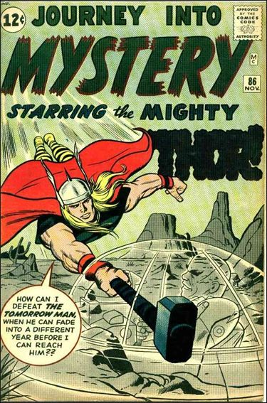 Journey into Mystery (1952) 86-A by Marvel