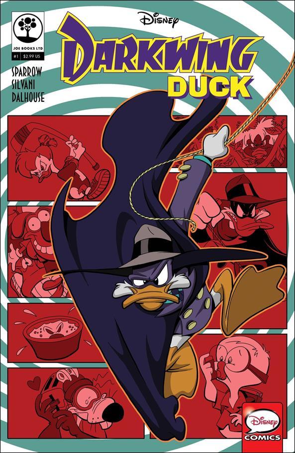 Disney Darkwing Duck 1-A