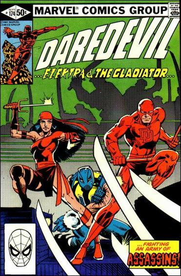Daredevil (1964) 174-A by Marvel