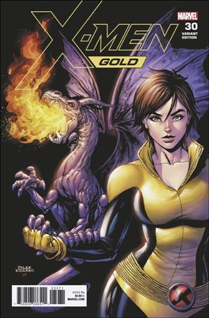X-Men: Gold 30-E