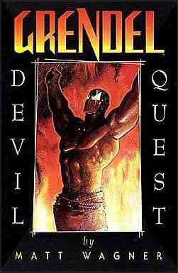 Grendel: Devil Quest 1-A by Dark Horse