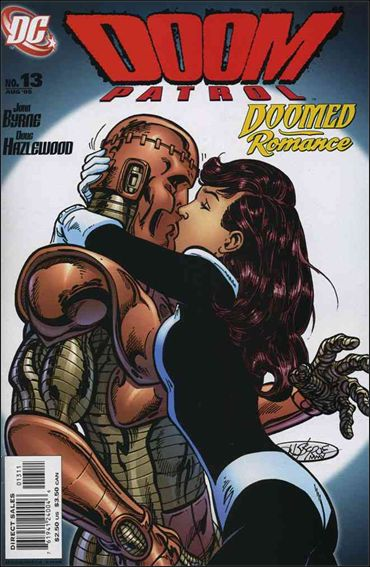 Doom Patrol (2004) 13-A by DC