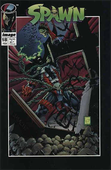 Spawn 18-A by Image