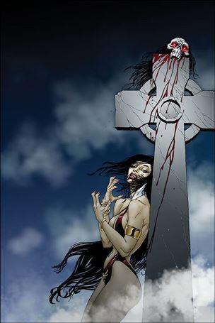 Vampirella: Trial of the Soul 1-D