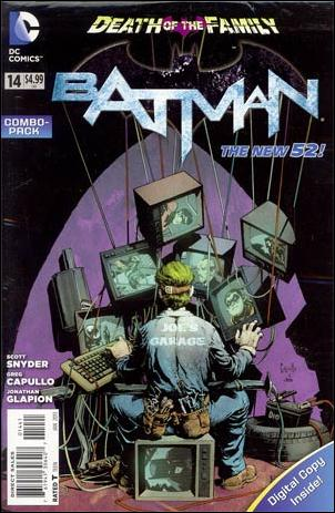 Batman (2011) 14-B by DC