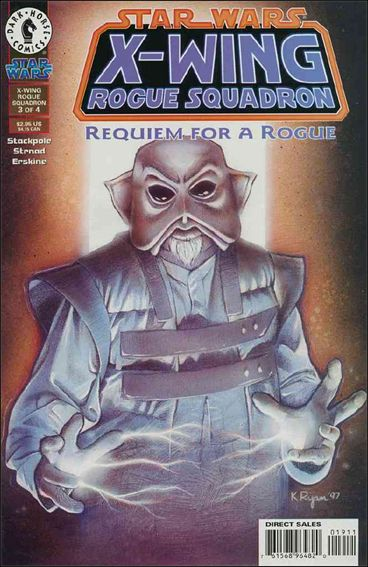 Star Wars: X-Wing Rogue Squadron 19-A by Dark Horse