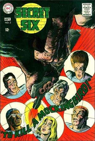 Secret Six (1968) 3-A