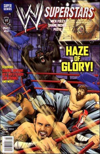 WWE Superstars 5-A by Super Genius