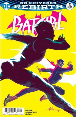 Batgirl (2016) 2-A