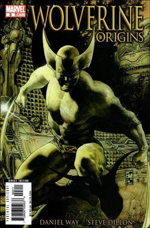 Wolverine: Origins 3-B