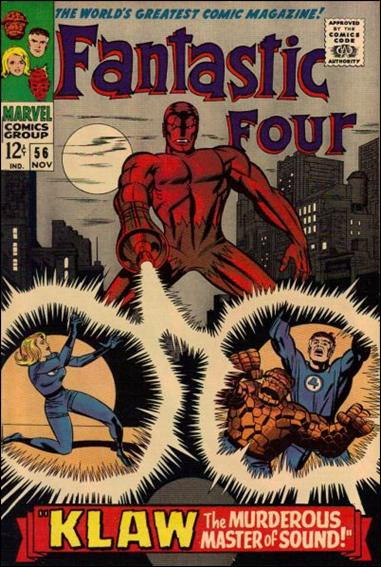 Fantastic Four (1961) 56-A by Marvel
